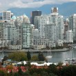 Downtown Vancouver - Stock Photo