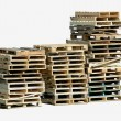 Wooden Pallets — Stockfoto #6965209
