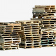 Stockfoto: Wooden Pallets