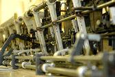 Inserter Machine — Stock Photo