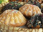 Torta de pascua — Foto de Stock