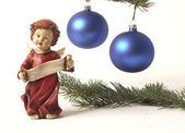 Jul ängel — Stockfoto