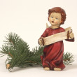Christmas angel — Stock Photo #7930513