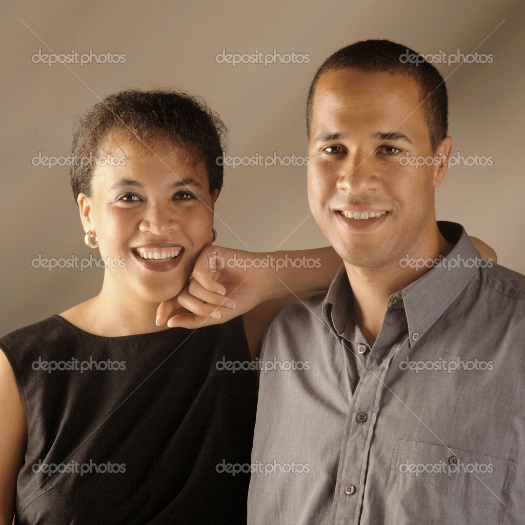Couple — Stock fotografie #7028391