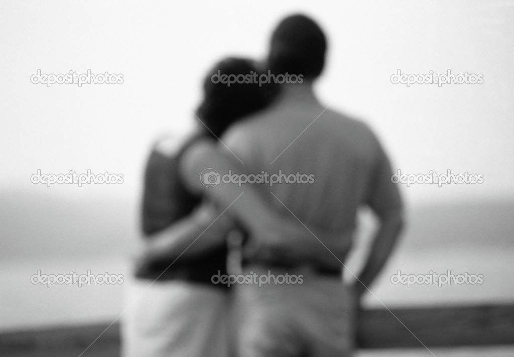 Couple outdoors  Stock Photo #7029374