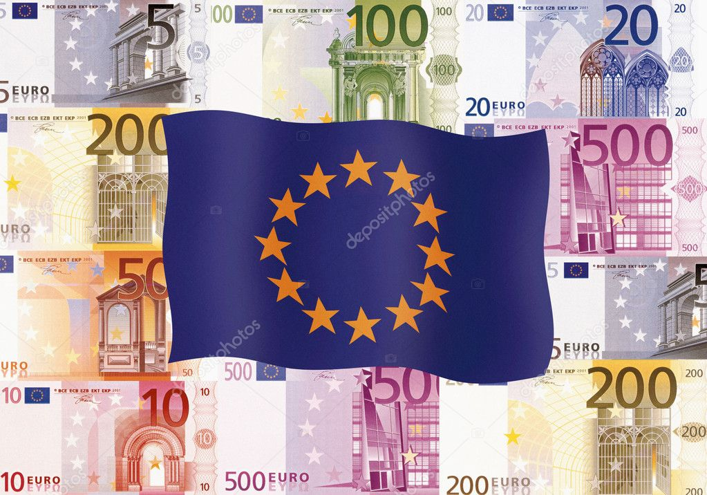 Euro money — Stock Photo #7029431