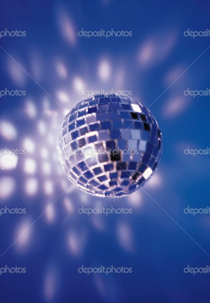 Mirrorball — Stock Photo #7029525