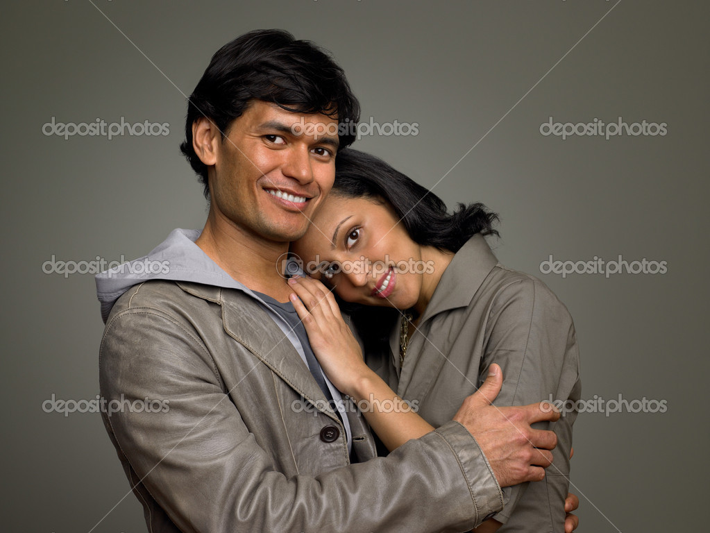 Happy couple — Stock Photo #7030253