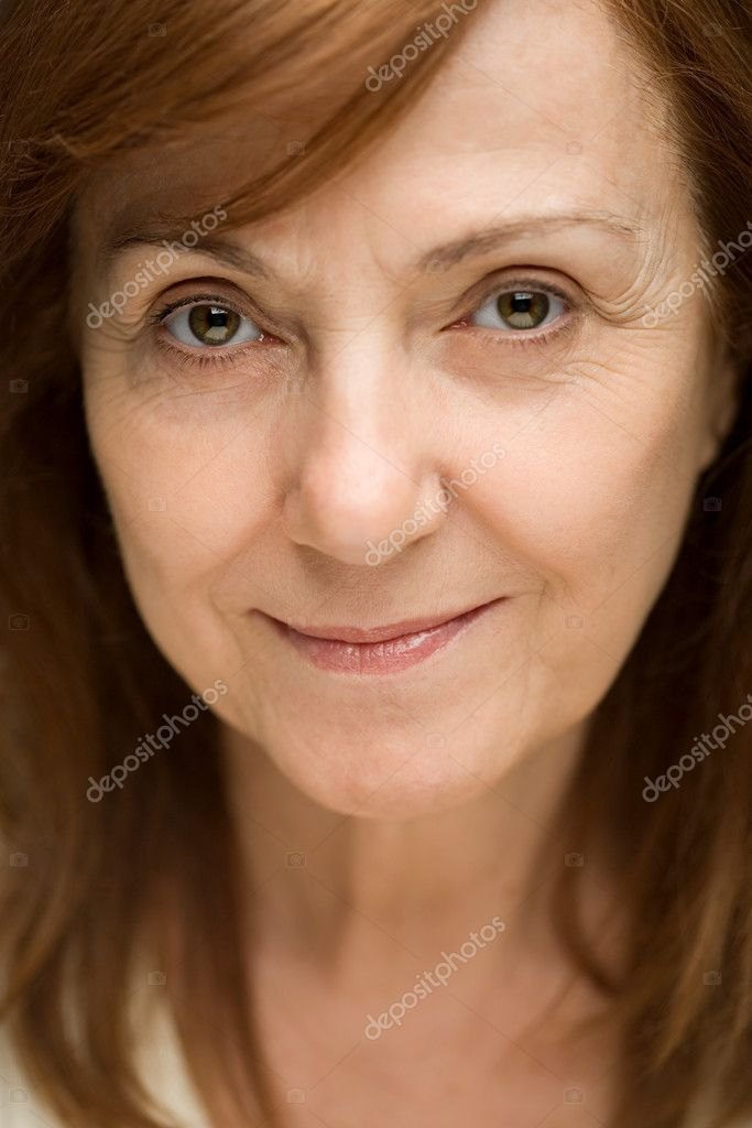 Mature woman  Stock Photo #7031106