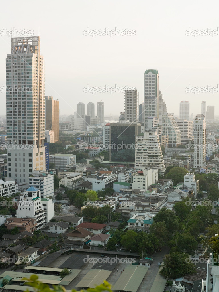 Bangkok — Stock Photo #7034091