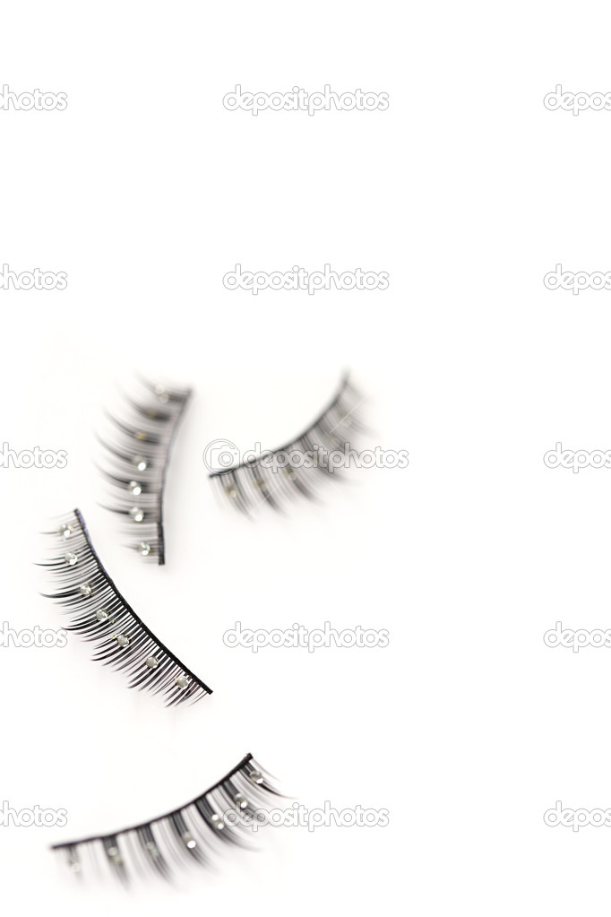 Fake eyelashes  Stock Photo #7043533