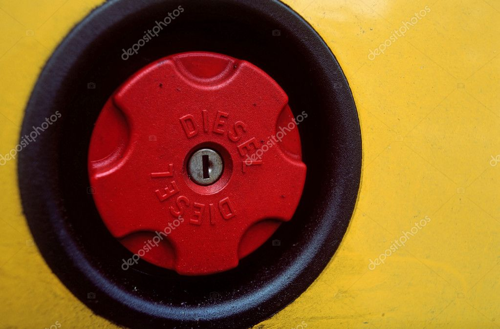 Filler cap — Foto de Stock   #7047432