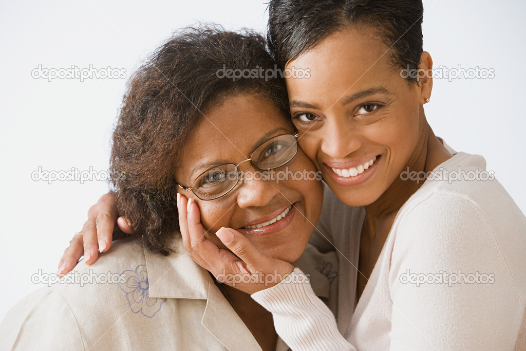 Mother and daughter — Stock Photo #7060571