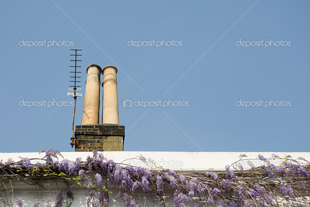 Chimney  Stock Photo #7064047