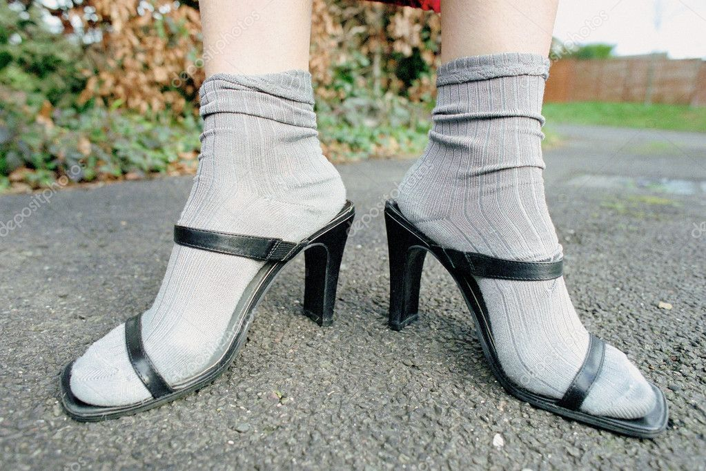High heels — Stock Photo #7065319