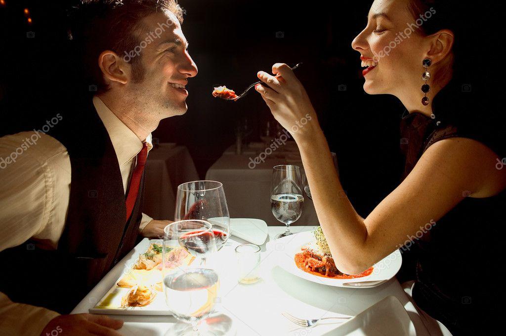 Секс ужин при свечах 6 фотография