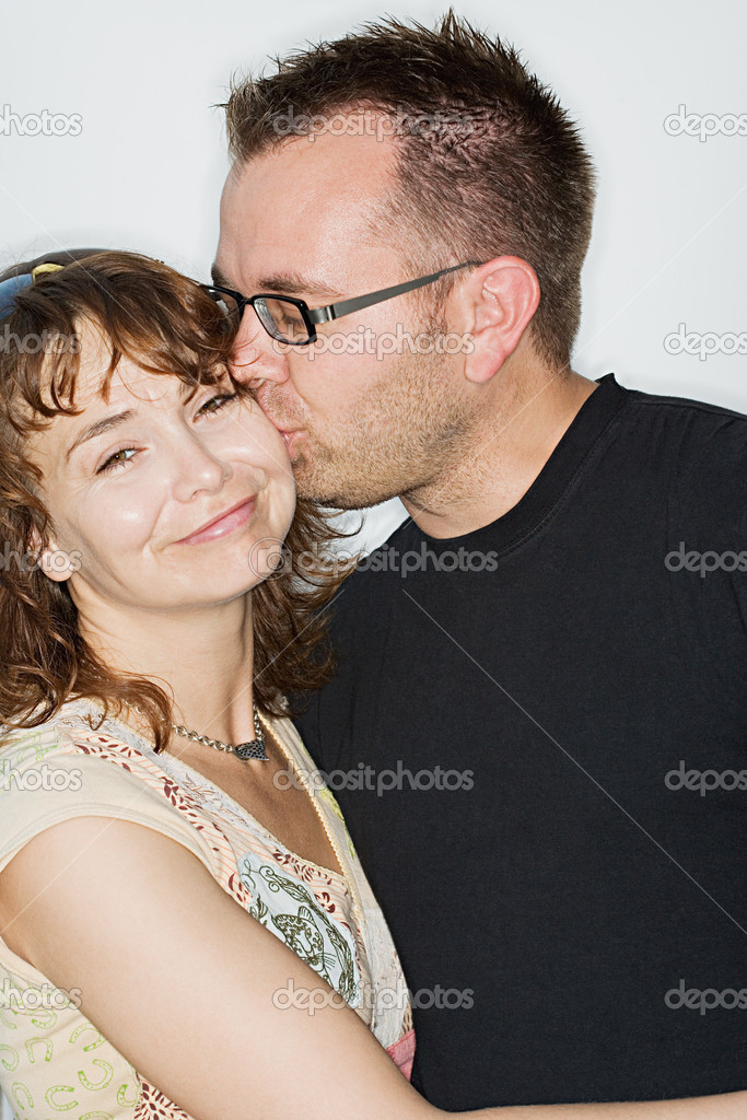 Affectionate couple — Stock Photo #7082077