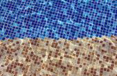 Mosaic of underwater — Stock Photo
