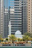 Abu Dhabi Skyline — Stock Photo