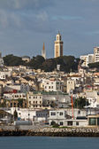 Old town of Tangier — Stock Photo