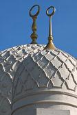 Jumeirah mosque, Dubai. — Stock Photo