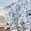 Paper recycling — Stock Photo