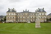 Jardines de Luxemburgo, paris — Foto Stock