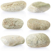 Stone, rock collection — Stock Photo