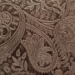 Leather floral pattern — Foto de Stock