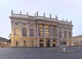 Turijn, palazzo madama, Italië — Stockfoto