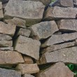 Stone wall background — Stock Photo #6953038