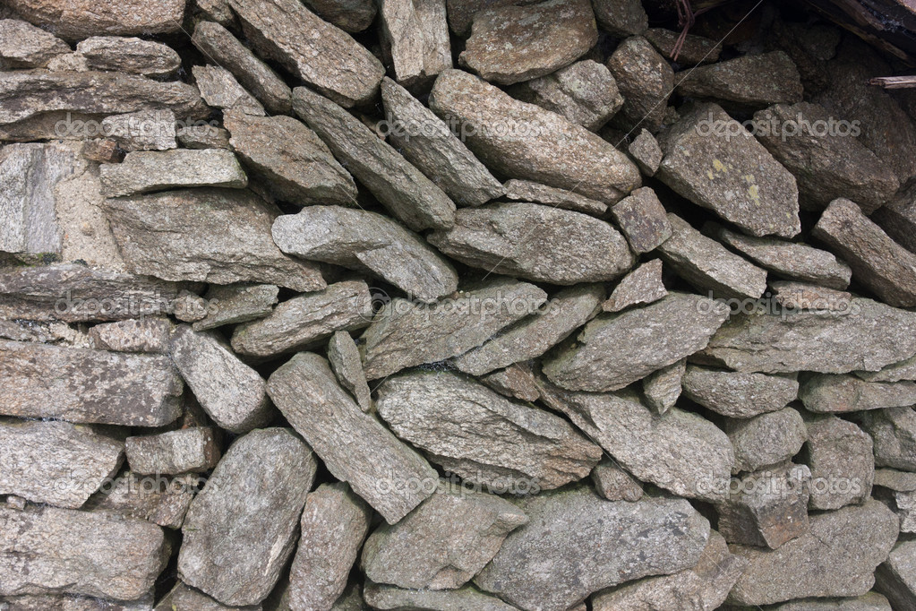 Stone wall background — Stock Photo #6952924