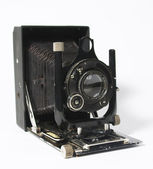 Antiquarian camera. — Stock Photo