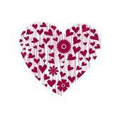 Heart — Vetor de Stock