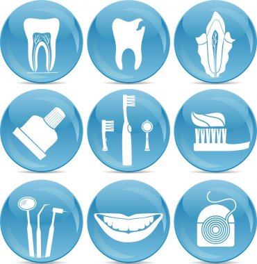 Teeth icons