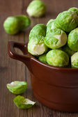 Brussels sprouts. — Stock Photo