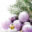 Christmas baubles. — Stock Photo #6930703
