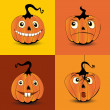 Halloween card — Stock Vector #7413545