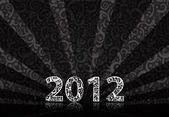 New Year 2012 — Stock Photo