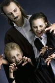 Halloween haunting — Stock Photo
