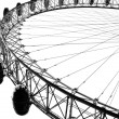 Stock Photo: London Eye in London