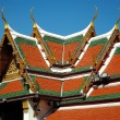 Grand Palace, in Thailand — Stock Photo