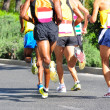 Marathon Racers — Stock Photo #6935069