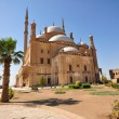 Muhammad Ali Mosque in Cairo, Egypt - Stock Photo