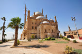 Muhammad Ali Mosque in Cairo, Egypt — Stock Photo