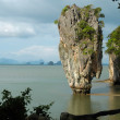 Stock Photo: James Bond Island (Koh Tapoo), in Thailand