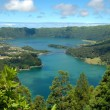 Lagoa das Sete Cidades, Azores, portugal — Stock Photo