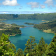 Lagoa das Sete Cidades, Azores, portugal - Stock Photo