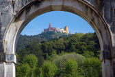 Pena Palace, Sintra, Portugal — Stock Photo