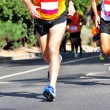 Marathon Racers — Stock Photo #7327021